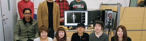 九州工業大学 情報工学部 知能情報工学科 メディア情報学コース