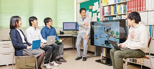 坂本 比呂志 研究室